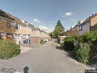 112 melding Ambulance naar Bizetstraat in Delft