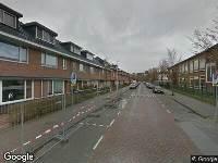 112 melding Brandweer naar Duurstedelaan in Utrecht vanwege een buitenbrand