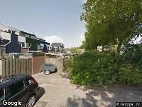 Ambulance naar Egelveen in Spijkenisse