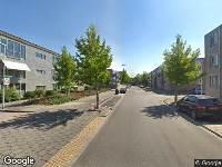 112 melding Ambulance naar Koningshof in Alphen aan den Rijn