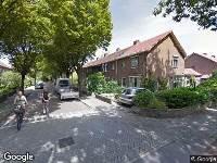 Ambulance naar Fleminghstraat in Nijmegen