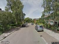 Ambulance naar Maanstraat in Nijmegen