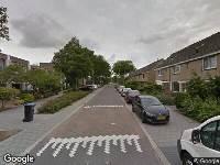 Ambulance naar Treilerstraat in Zaandam