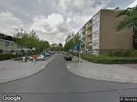 112 melding Brandweer naar Magelhaenlaan in Utrecht