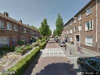 112 melding Ambulance naar Kelvinstraat in 's-Hertogenbosch