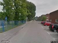 Ambulance naar Sommelsdijkstraat in Rotterdam