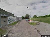 Ambulance naar Lijnbaanstraat in Nijmegen