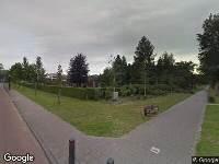 112 melding Besteld ambulance vervoer naar Deken Baekersstraat in Schijndel