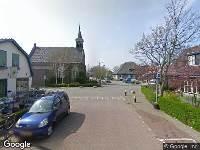 112 melding Ambulance naar Parkstraat in Julianadorp