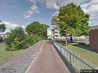 112 melding Brandweer naar Mimosastraat in Hoogeveen