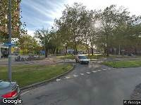 Ambulance naar Putselaan in Rotterdam