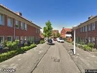 Ambulance naar Latherusstraat in Amsterdam