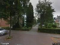 Ambulance naar Polderstraat in Terheijden