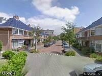 112 melding Ambulance naar Goudplevierlaan in Leidschendam