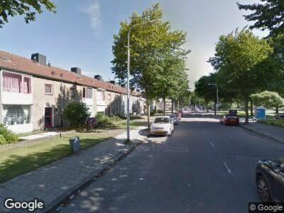 Ambulance naar Beneluxlaan in Tilburg