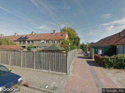 Politie naar Hallsteinhof in Goes vanwege letsel