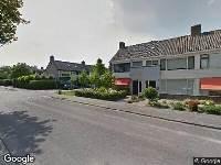 Ambulance naar Doenradestraat in Breda