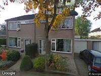 112 melding Brandweer naar Trompet in Ewijk