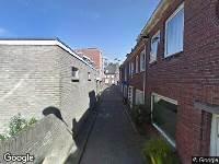 112 melding Ambulance naar Sint Jansstraat in Roosendaal