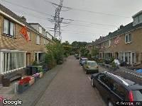 Ambulance naar Vlielandstraat in Zaandam