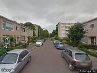 Ambulance naar Cort van der Lindenstraat in Dordrecht