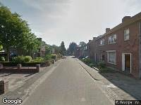 112 melding Brandweer naar Oude Schandeloseweg in Velden vanwege reanimatie