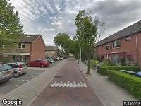 Ambulance naar Fluitstraat in Zaandam