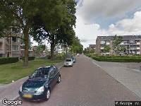 Ambulance naar Abraham Kuyperweg in Dordrecht