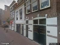 112 melding Ambulance naar Wilhelminastraat in Gouda