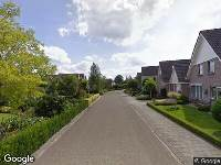 112 melding Brandweer naar Het eenspan in Steenwijk