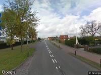Brandweer naar Gentsevaart in Kapellebrug