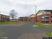 Brandweer naar Stoffer Holtjerweg in Eelde vanwege verkeersongeval