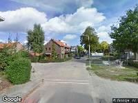 Ambulance naar Van Brakelstraat in Zoetermeer