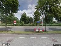 Politie naar Ringweg-Kruiskamp in Amersfoort vanwege aanrijding met letsel