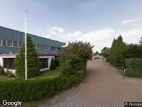 112 melding Ambulance naar Jhr G.C.W. van Tets van Goudriaanlaan in Heerjansdam