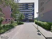 112 melding Politie naar Aquamarijn in Alphen aan den Rijn vanwege ongeval met letsel