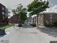 112 melding Ambulance naar Dr. Claas Noorduijnstraat in Nijmegen