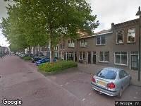 112 melding Ambulance naar Nieuwehaven in Gouda
