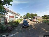 112 melding Ambulance naar Herman Heyermansstraat in Hazerswoude-Rijndijk