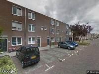 112 melding Brandweer naar Lijnbaan in Dordrecht