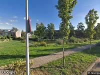 Ambulance naar Puttelaan in Boskoop