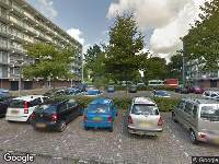 112 melding Besteld ambulance vervoer naar Ooievaarplein in Zwijndrecht