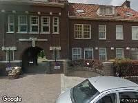 112 melding Ambulance naar Wilhelminastichting in Dordrecht