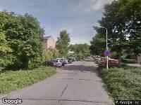 Ambulance naar Berglaan in Zoetermeer