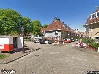 Ambulance naar Spechtstraat in Amsterdam