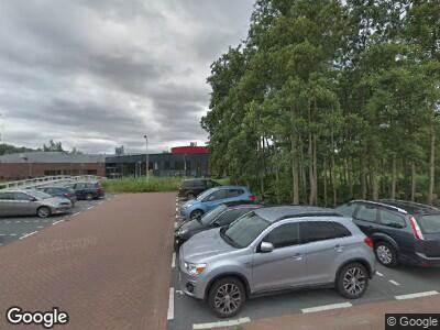 Ambulance naar Wezelstraat in Koog aan de Zaan vanwege verkeersongeval