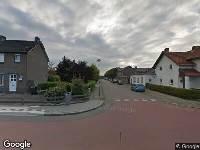 112 melding Politie naar Kerkstraat in Landgraaf vanwege aanrijding met letsel