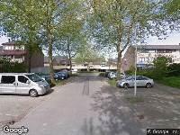 Ambulance naar Tichelberg in Zoetermeer