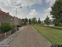 112 melding Brandweer naar Scheldestraat in Geldermalsen