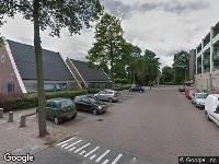 Ambulance naar Leuvensbroek in Nijmegen vanwege reanimatie